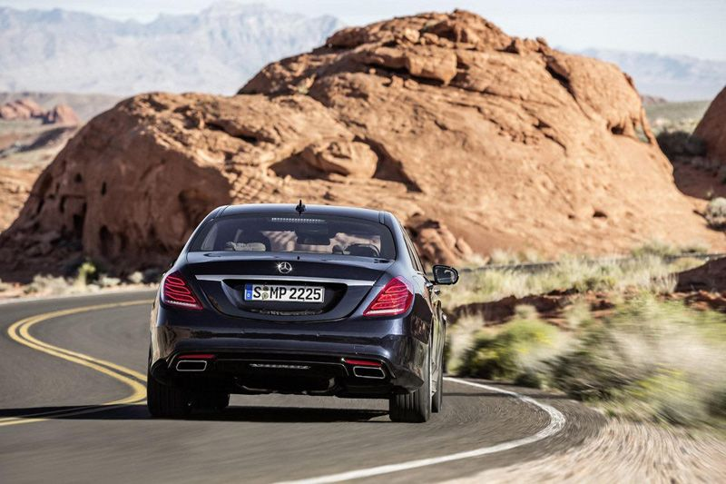Mercedes Clase S 2014