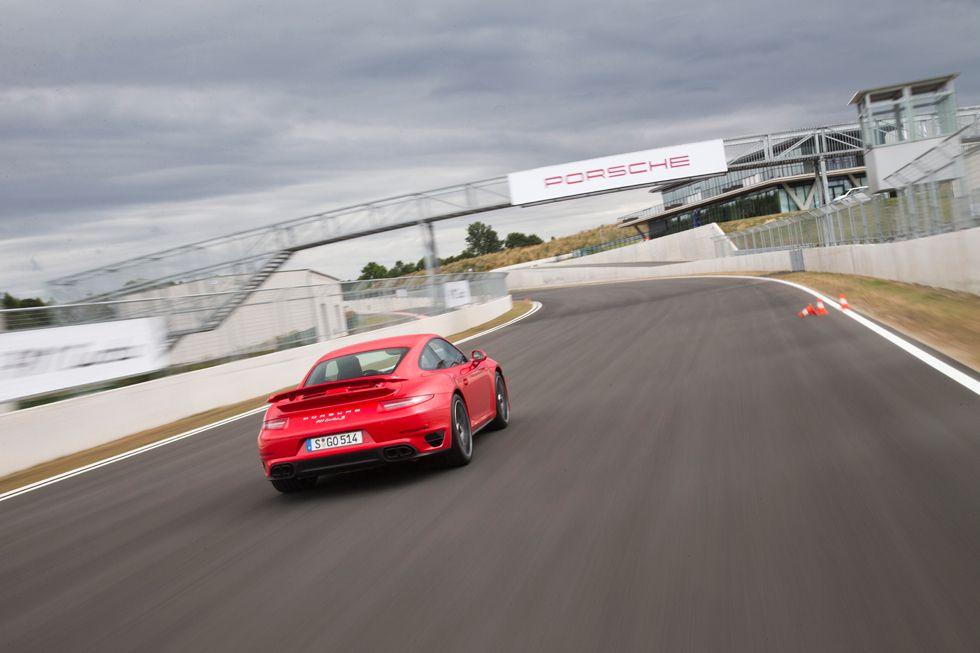 Porsche 911 Turbo nuevo