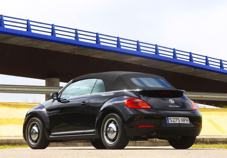 VW Beetle Cabrio 1.6 TDI