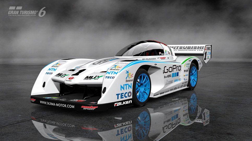 Tajima 2012 Monster Sport E-RUNNER Pikes Peak Special