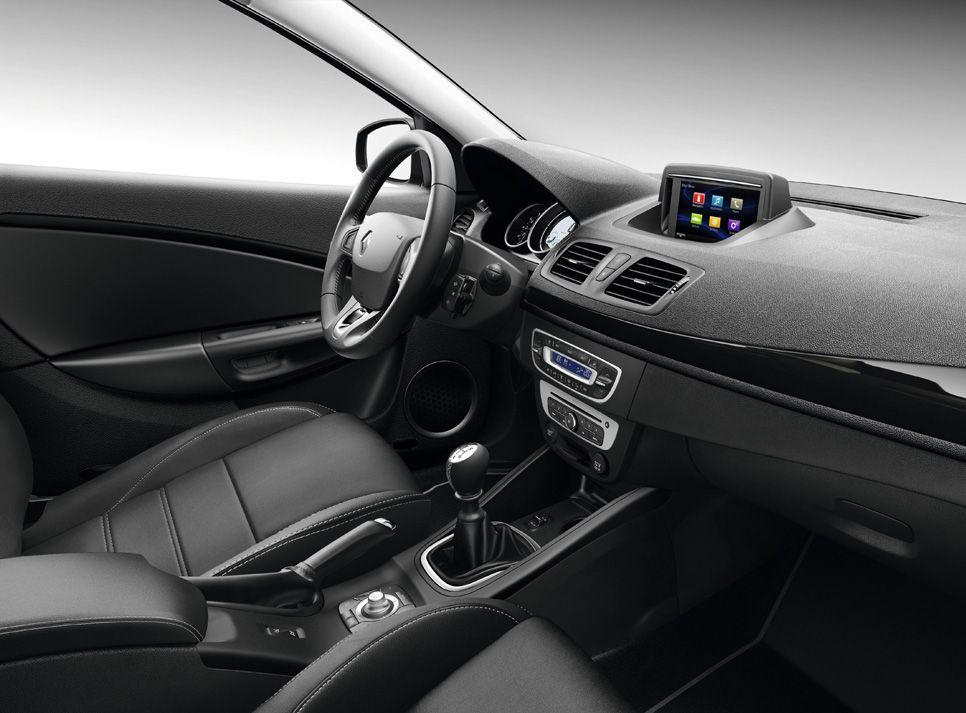 Renault Mégane Coupé-Cabriolet interior