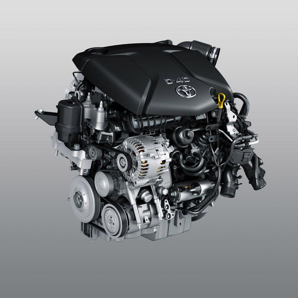 Motor Diesel PSA-BMW del Toyota Verso