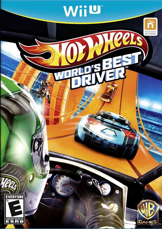 Hot Wheels: World`s Best Driver