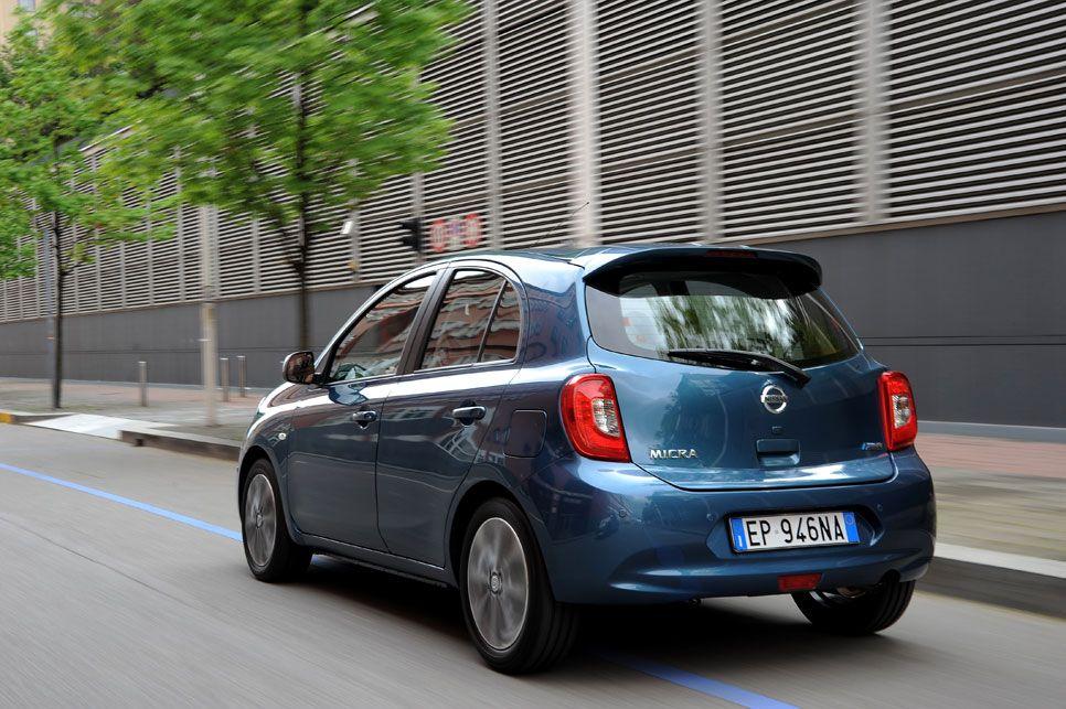 Nissan Micra Tekna Premium