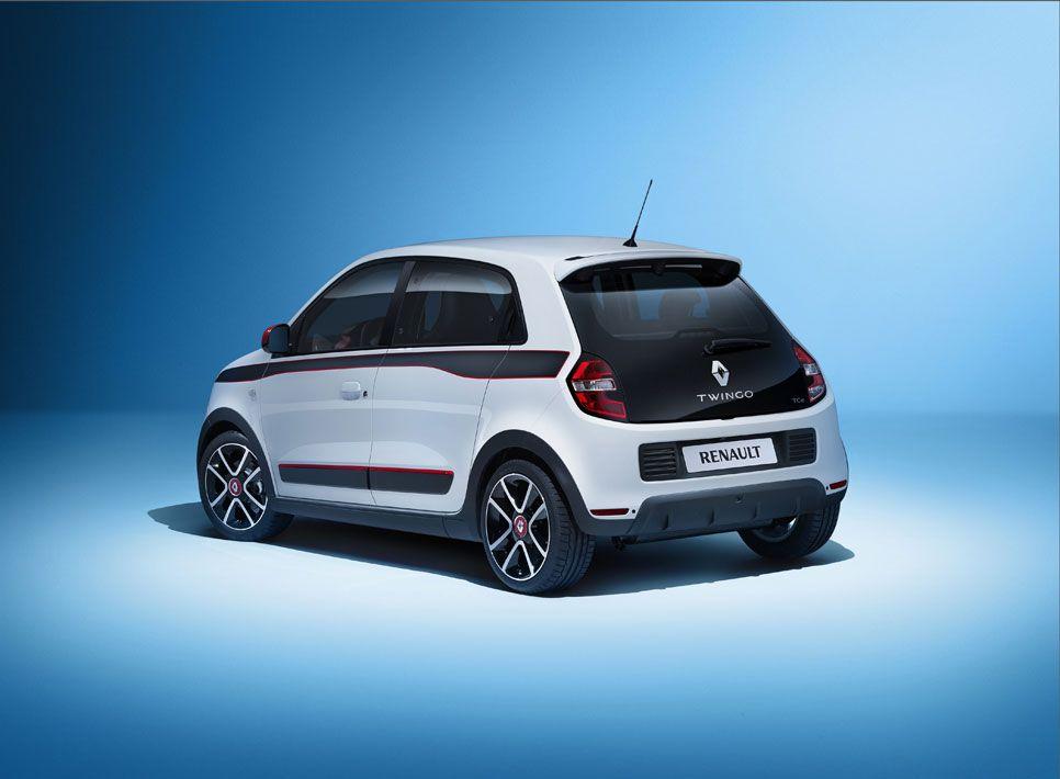 Renault Twingo nuevo