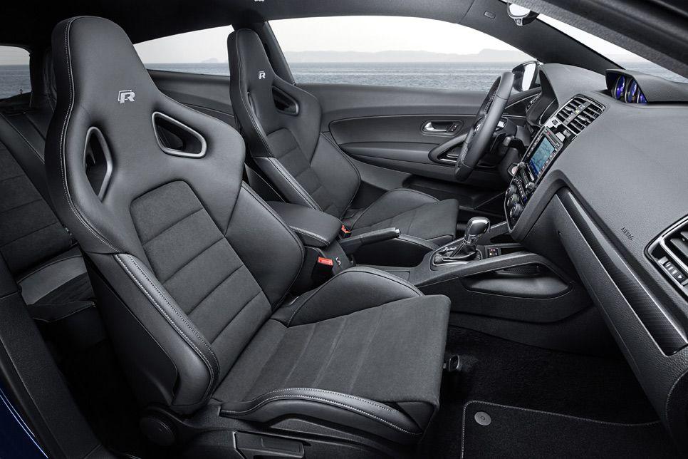 Volkswagen Golf R fotos