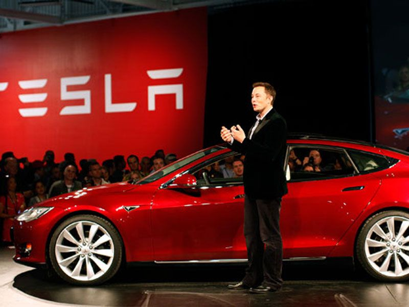 El fenómeno Tesla, el Apple de los coches