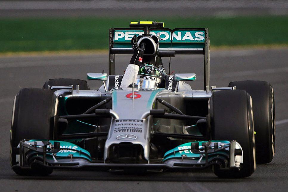 GP Australia 2014 de Fórmula 1