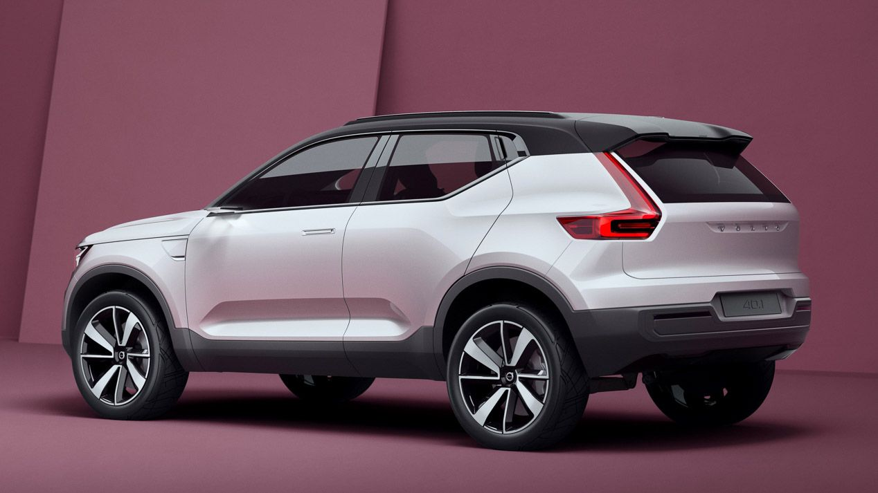 2021 Volvo S40 New Concept