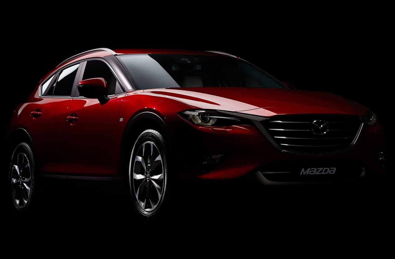 2021 Mazda Cx 7 New Concept