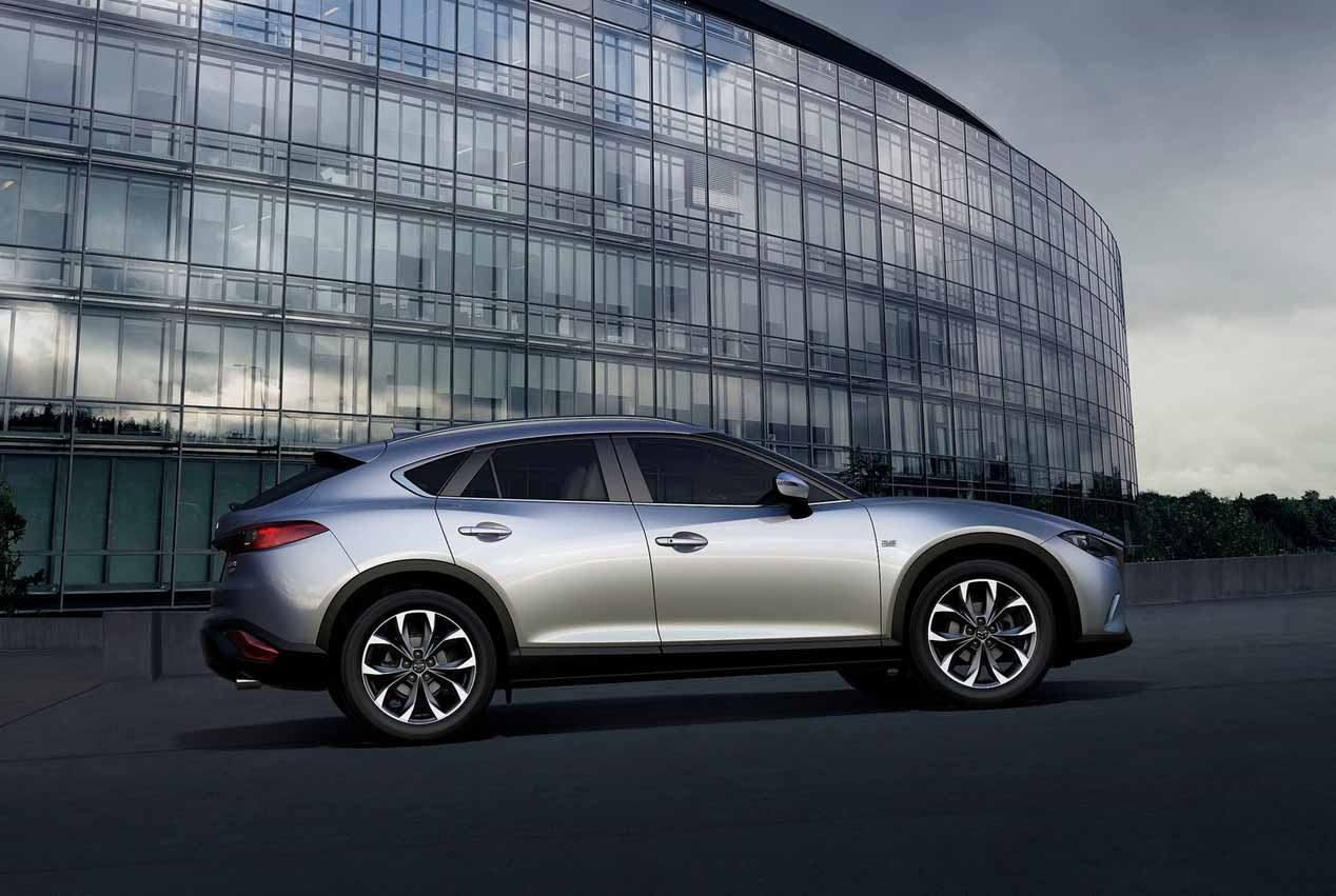 2021 Mazda Cx 7 Interior