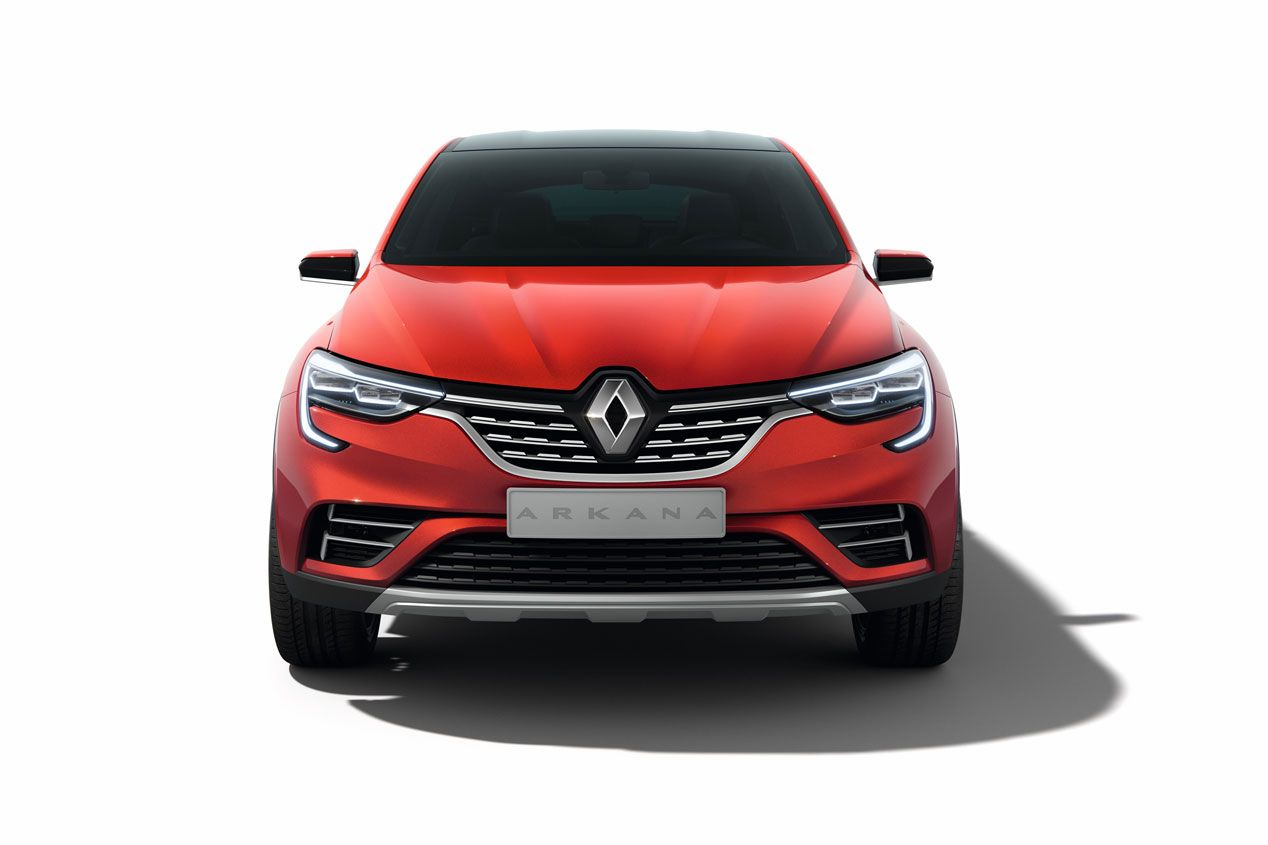 Renault Arkana 2019 Las Mejores Imagenes Del Nuevo Suv Coupe
