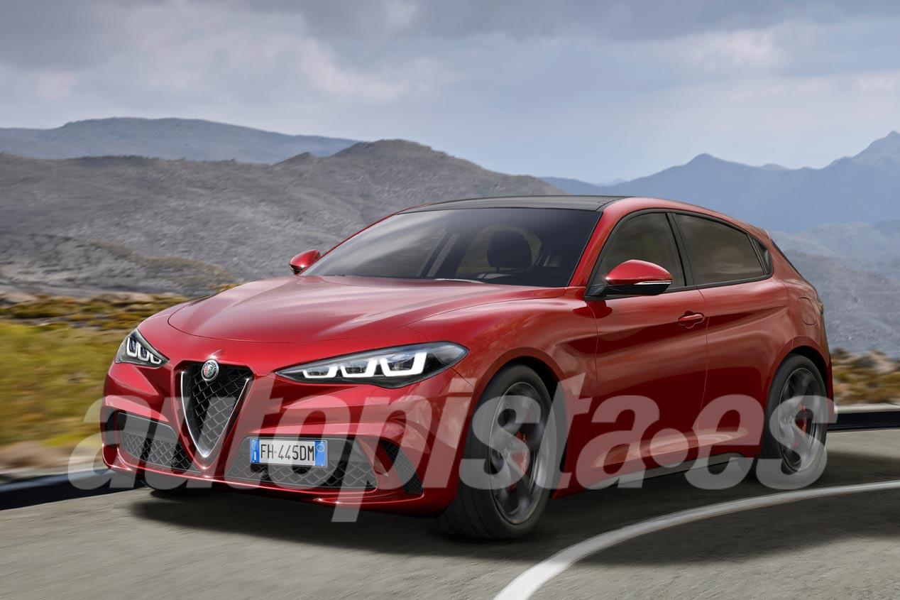 2020 Alfa Romeo Giulietta Exterior