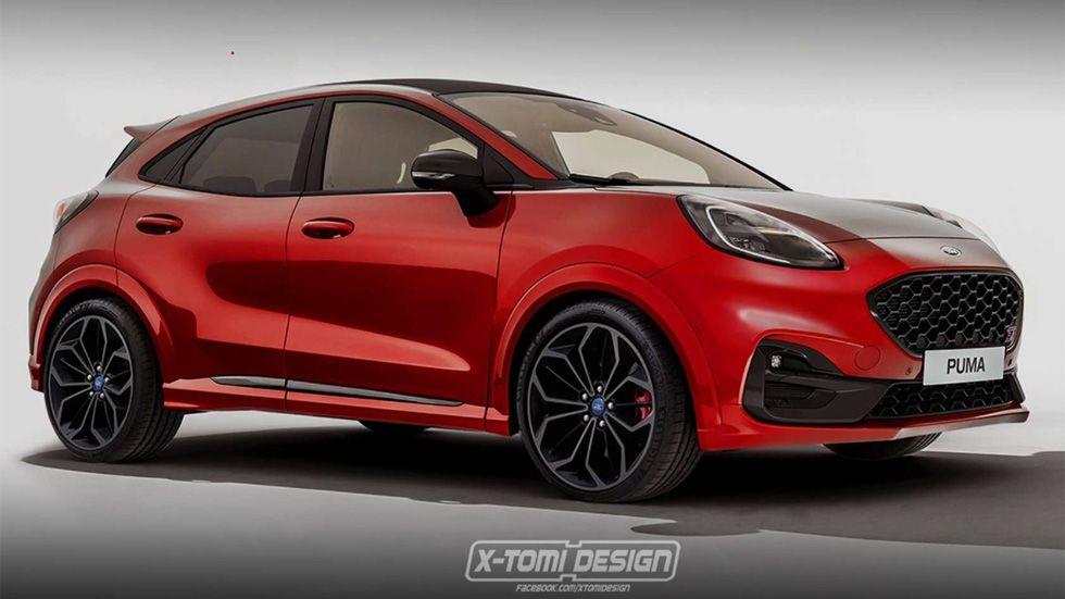 Desbordamiento Espesar Interpersonal  Ford Puma ST: el nuevo SUV ya prepara una versión más deportiva