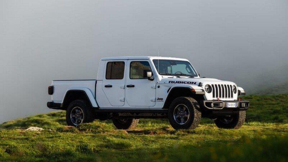 Jeep Gladiator Todos Los Detalles Y Fotos Del Nuevo Pick Up Que
