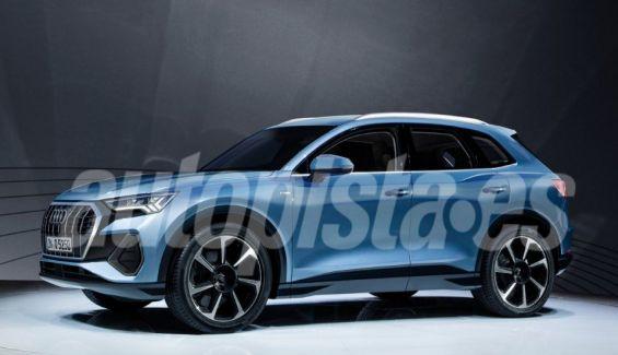 Audi Q5 2021 Así Será El Nuevo Suv