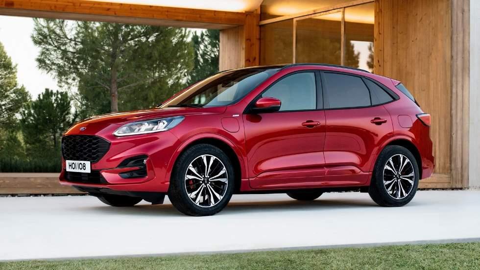 Ford Kuga 2019 Primeros Precios Para Europa Del Nuevo Suv