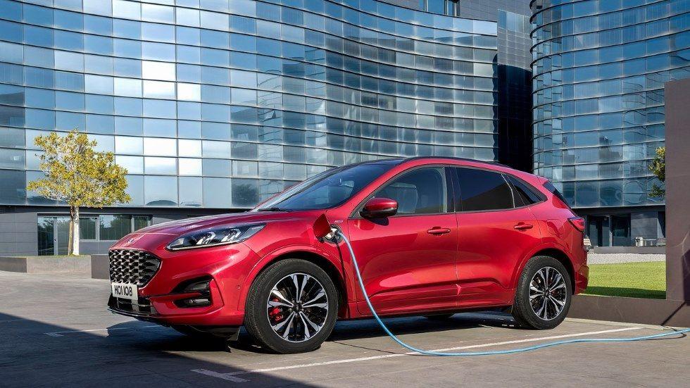 Ford Kuga Phev Datos Y Precios Para Espana Del Nuevo Suv Hibrido