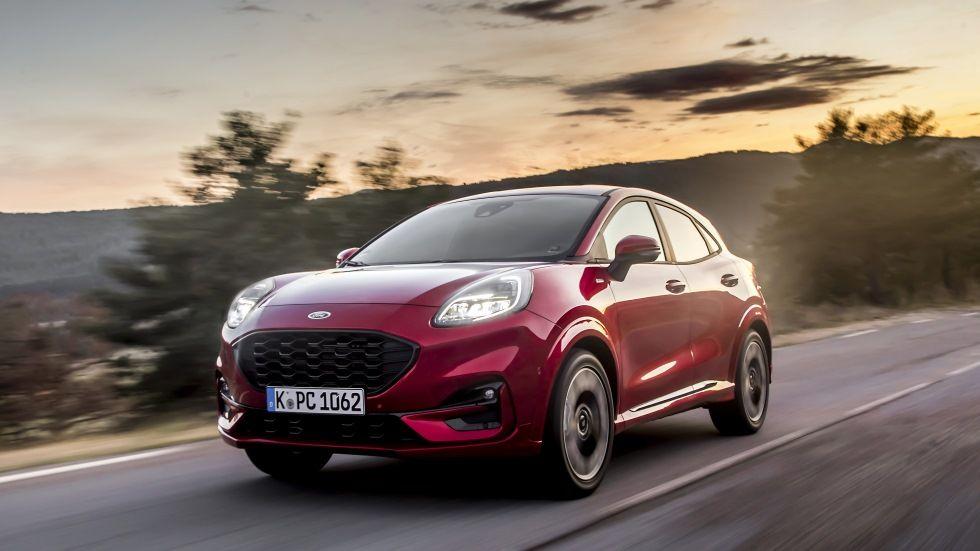 Confinar modo Sur  Ford Puma 1.0 Ecoboost MHEV: primera prueba y opiniones del nuevo SUV