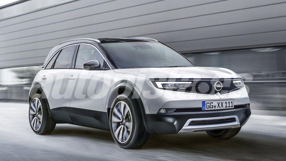 Opel Mokka X 20: todos los secretos del nuevo SUV, que se Release Date