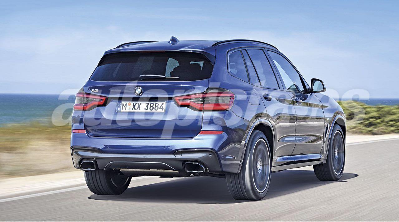 BMW X3 2021: el nuevo SUV, en imágenes