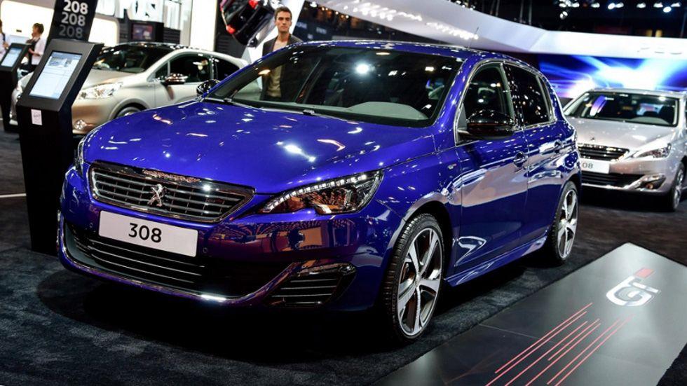 Peugeot 308  15 000 Unidades Vendidas En Espa U00f1a En Su Primer A U00f1o