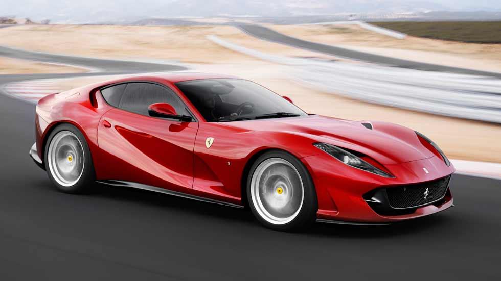 Ferrari 812 Superfast Precio Para España