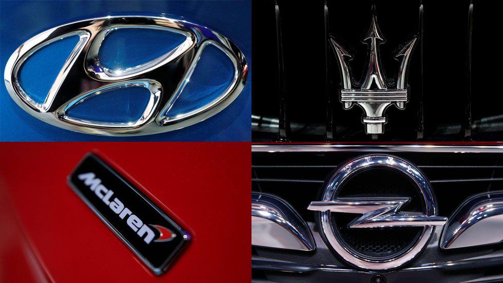 Logotipos Y Nombres De Las Marcas De Coches Sus Significados De La H A La O