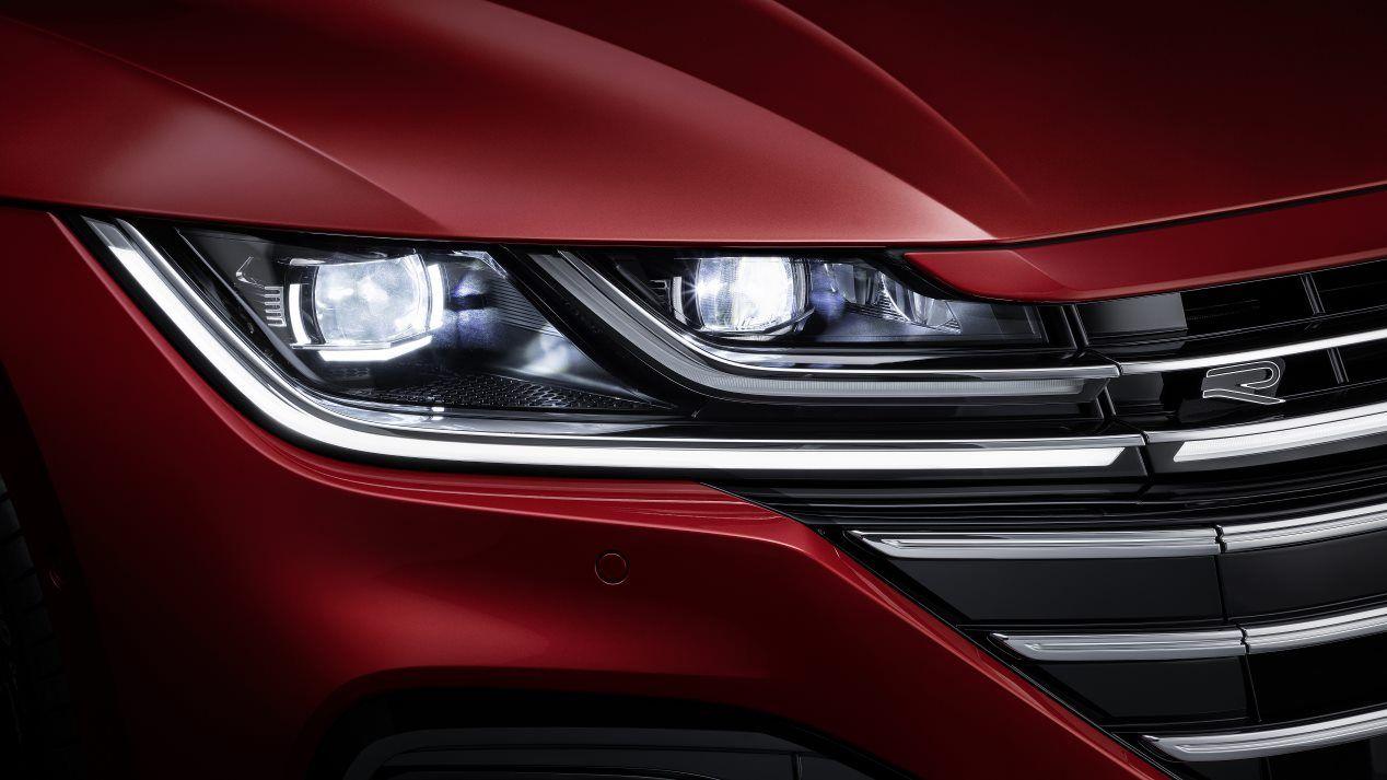 VW Phideon 2021: así es el nuevo sucesor del Phaeton