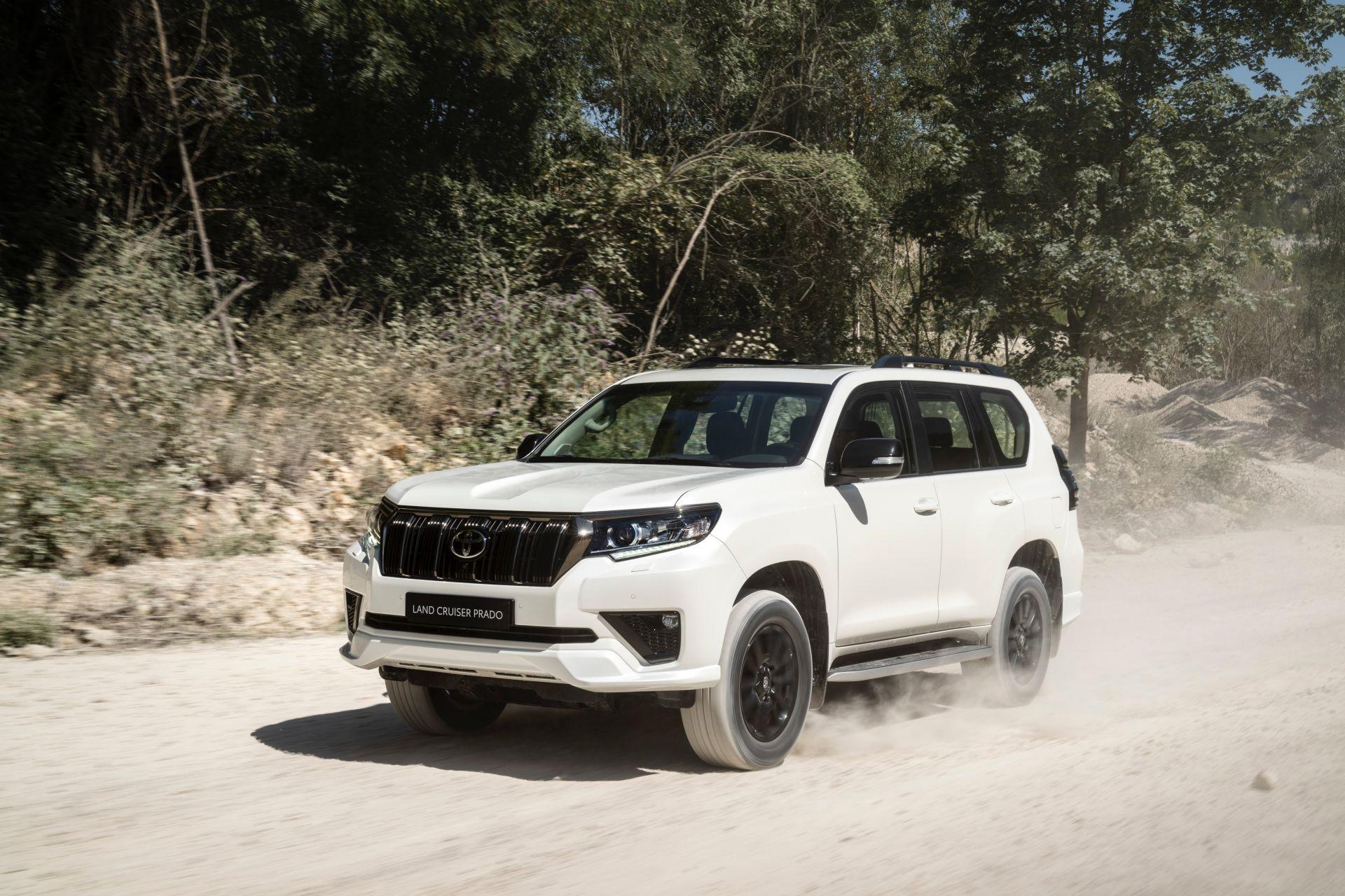 2021 Toyota Land Cruiser Diesel Redesign