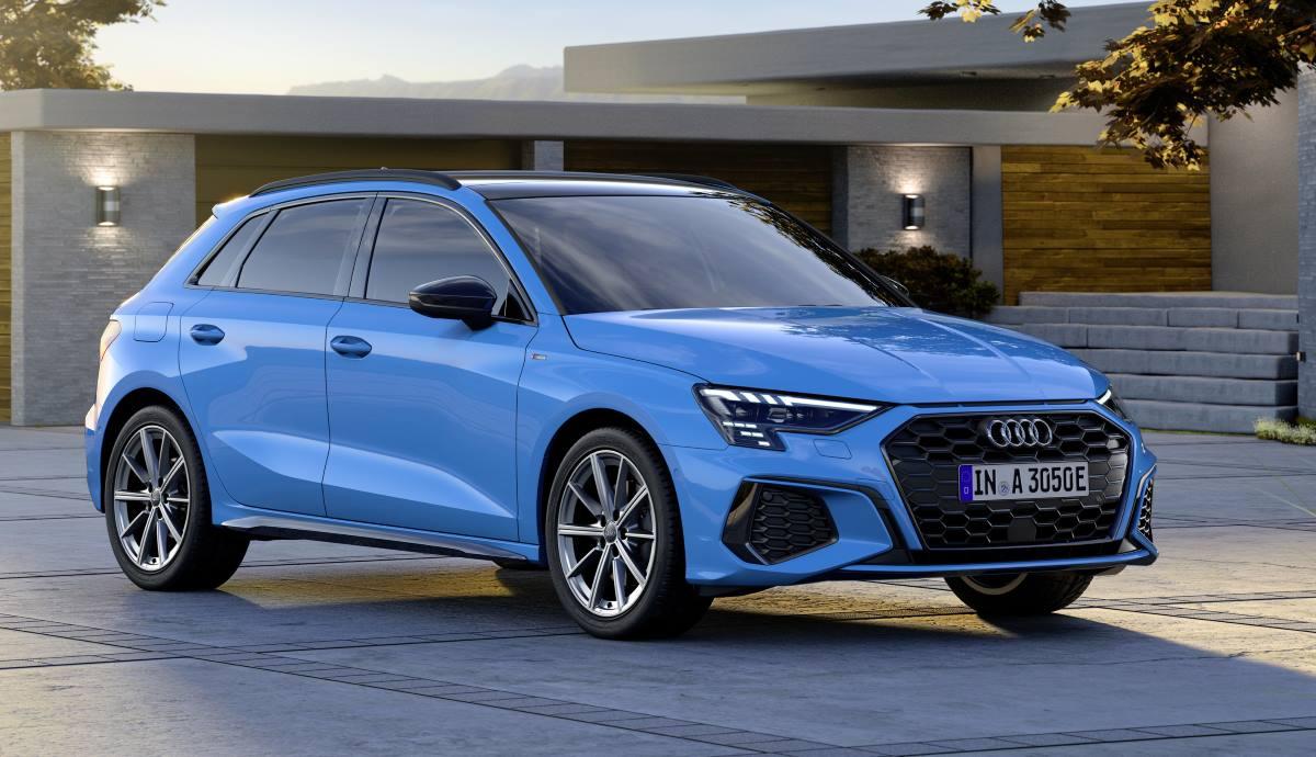 Audi A3 Sportback 40 TFSIe 2021: precio y datos del compacto
