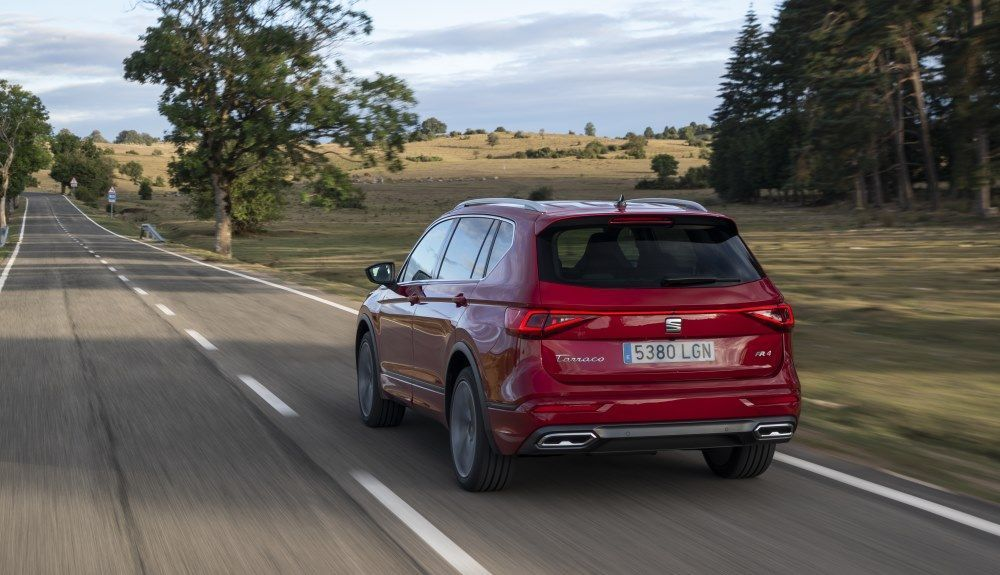El Seat Tarraco incorpora la version 2 0 TDI 150 CV DSG 2WD