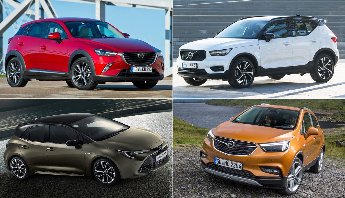 The most reliable used cars, according to the OCU.