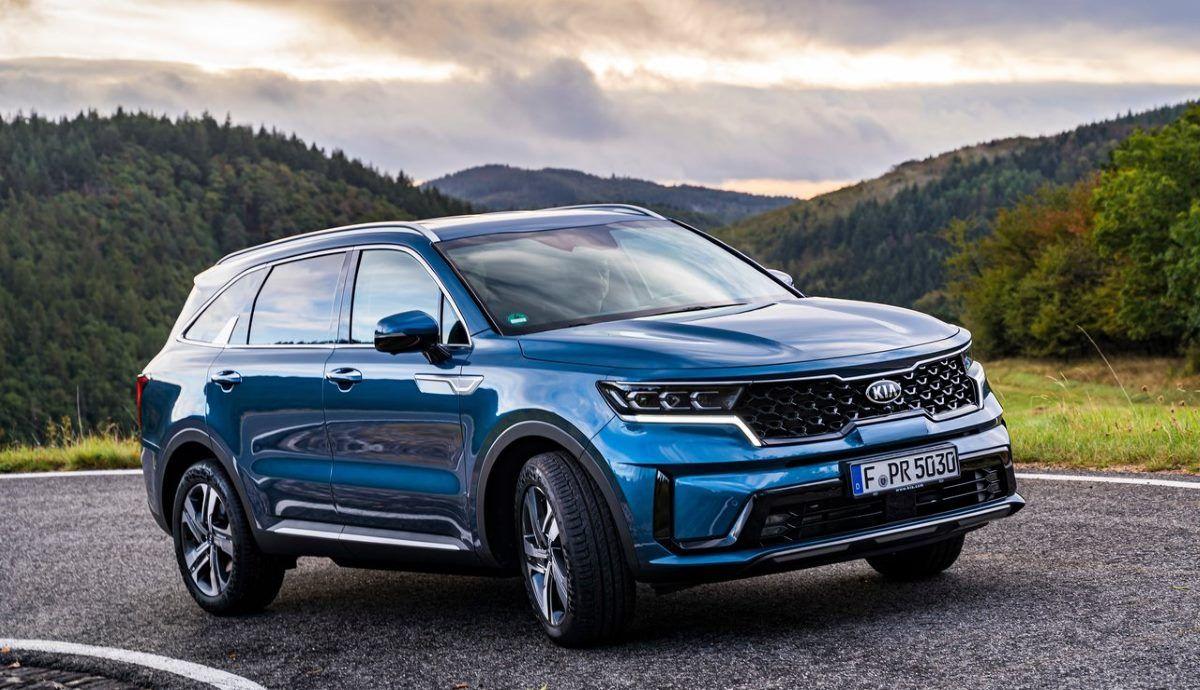 Kia Sorento Híbrido Enchufable: el nuevo SUV llega en 2021
