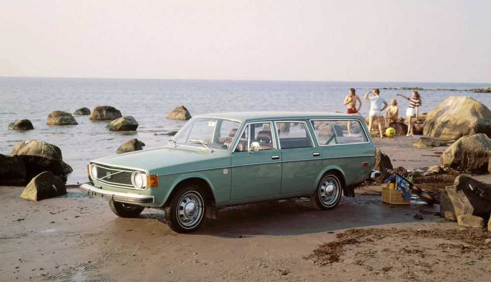 Volvo 145 1973