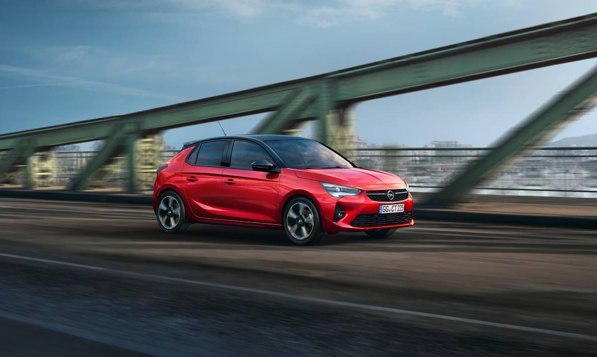 Opel Corsa Ultimate 2021: fotos y datos