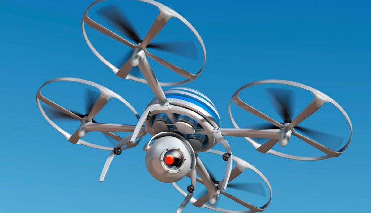 Dónde utilizarán los drones como medida para controlar el tráfico