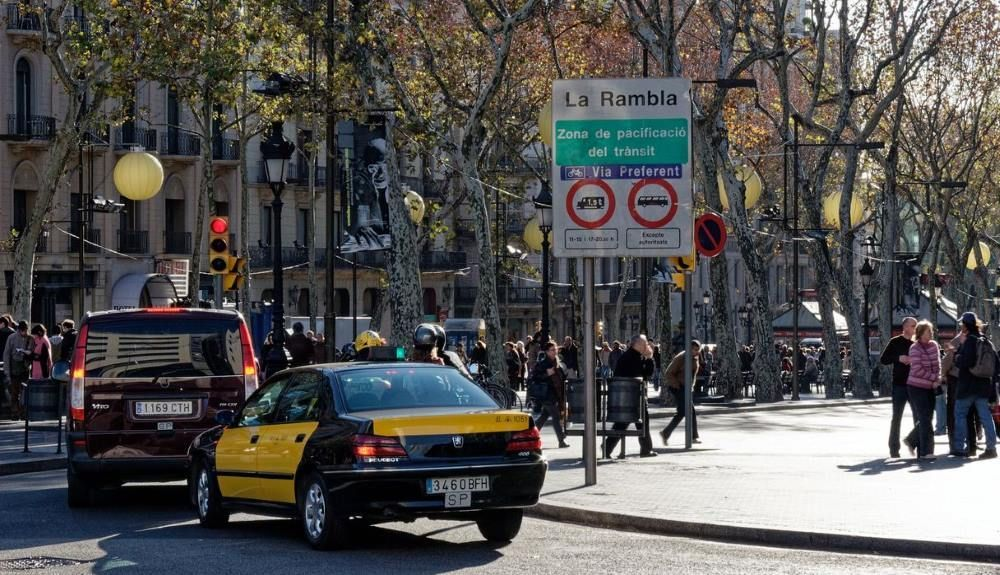 Barcelona or Madrid already have low emission zones.