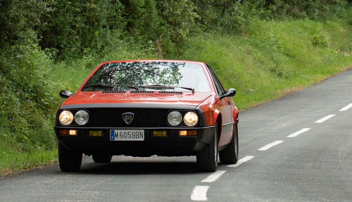 Lancia Beta Montecarlo  El Coup U00e9 Cl U00e1sico Italiano  A Prueba
