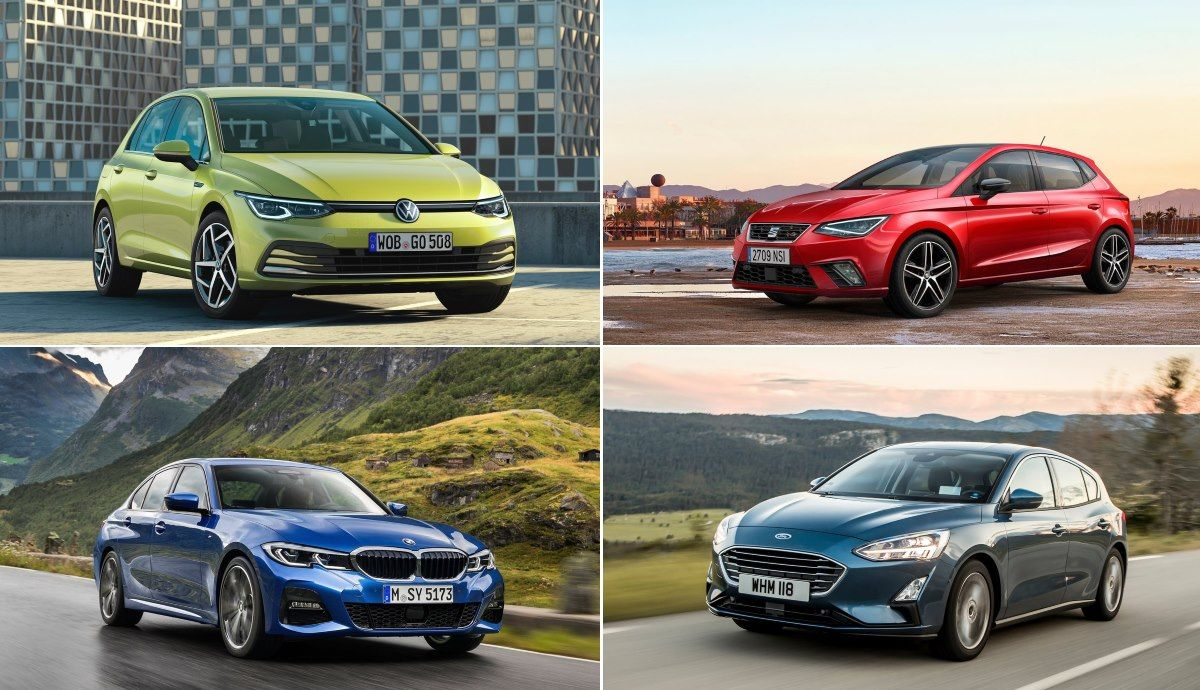The 100 most stolen cars in Spain… and the 100 most likely to be stolen.