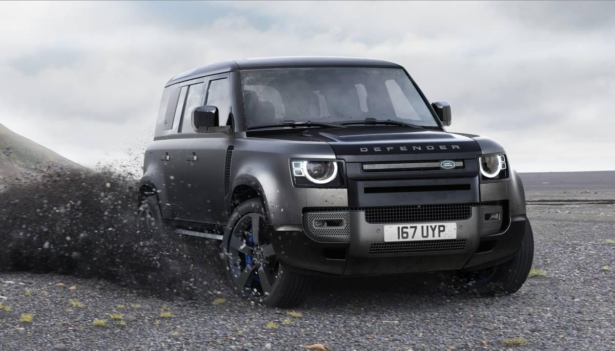 Land Rover Defender 2021: el 4x4 recibe un motor V8