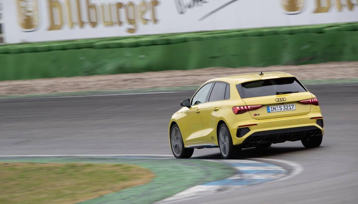 Audi S3 Sportback 2021 11