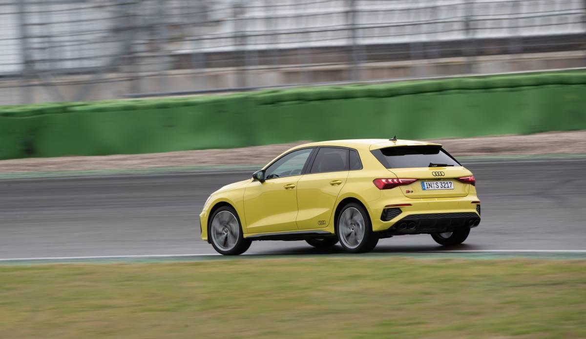 Audi S3 Sportback 2021 12