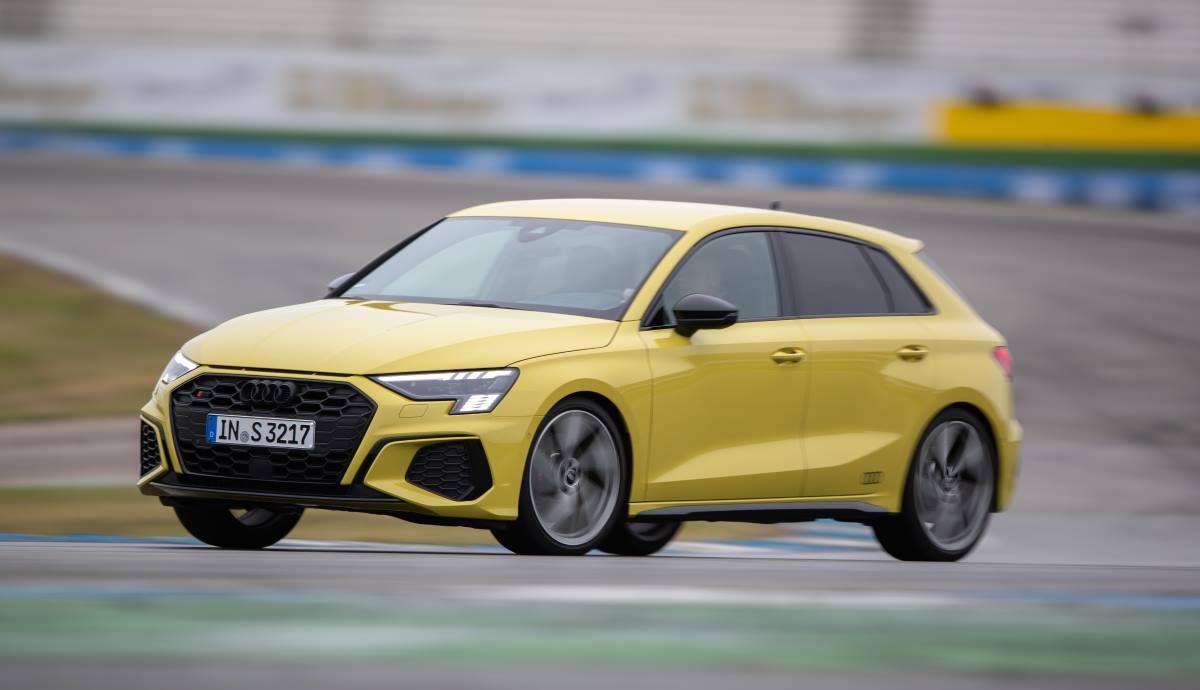 A prueba el nuevo Audi S3 Sportback 2021