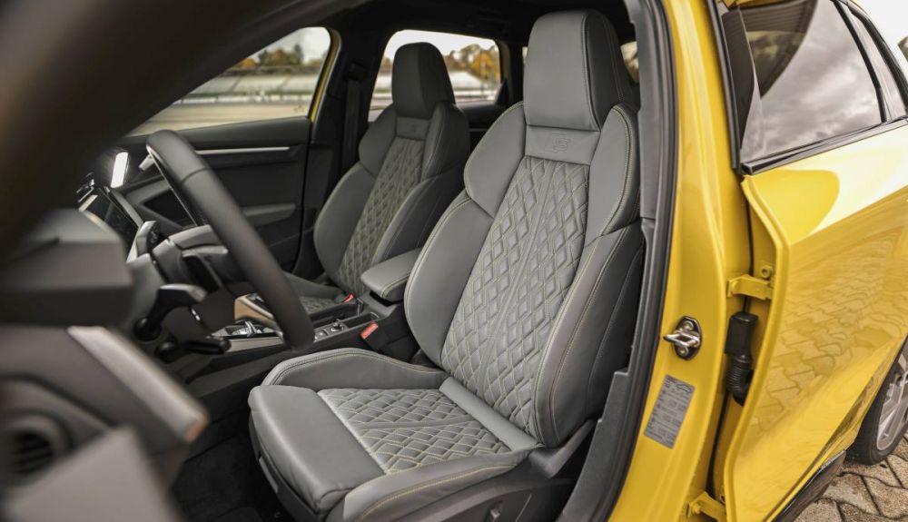 Audi S3 Sportback 2021 2