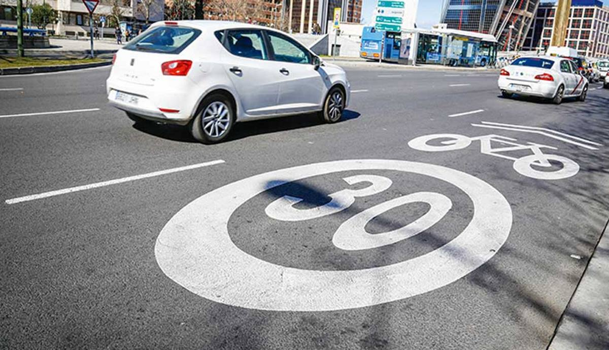 New speed limits will come into effect on May 11