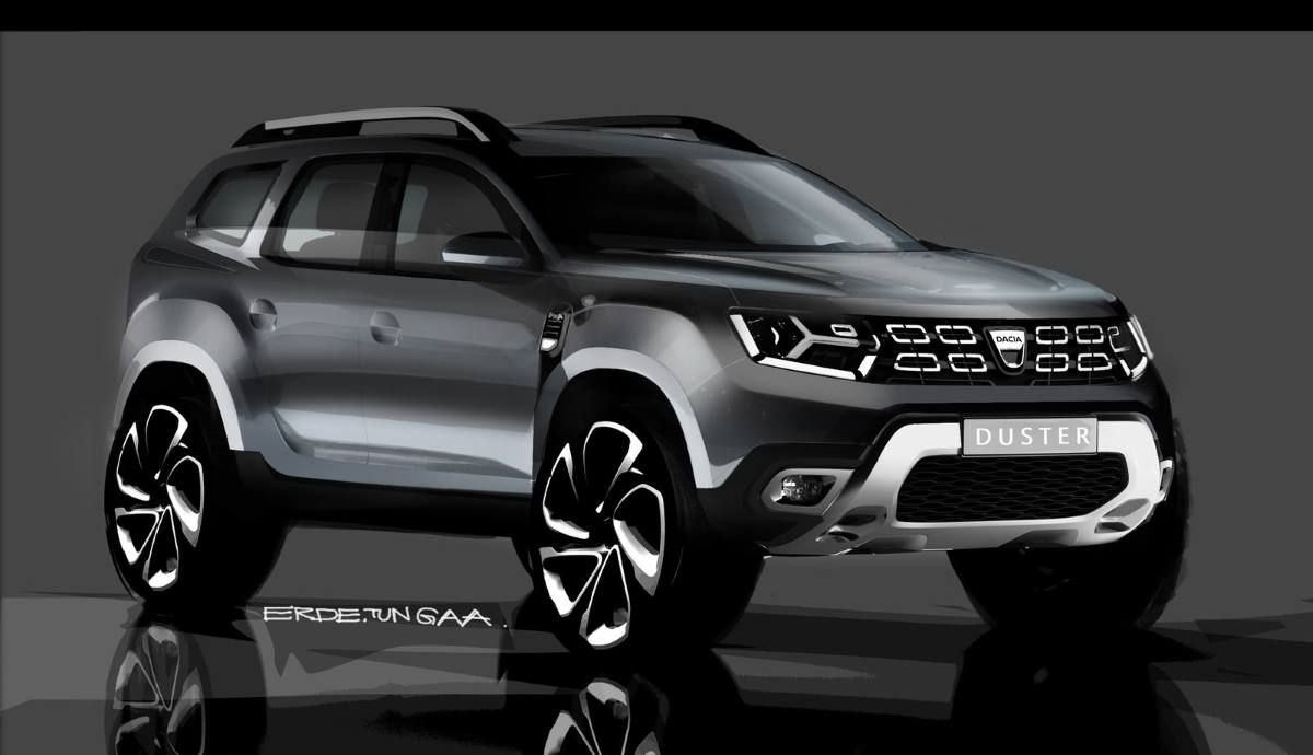 The Dacia Duster will be renewed this year 2021