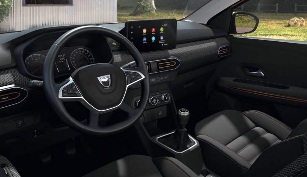 The 2021 Dacia Duster will also offer a slightly renewed interior