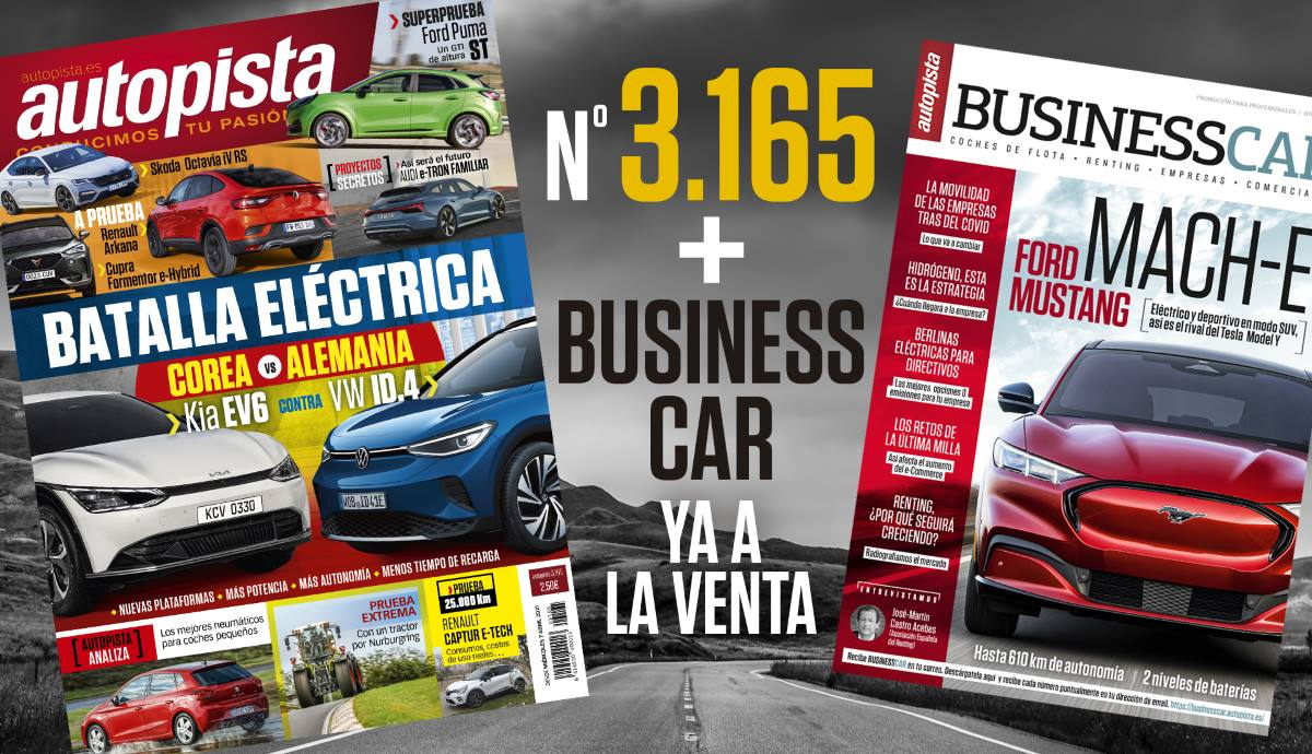 Revista Autopista 3165 y Business Car 76, a la venta de forma conjunta