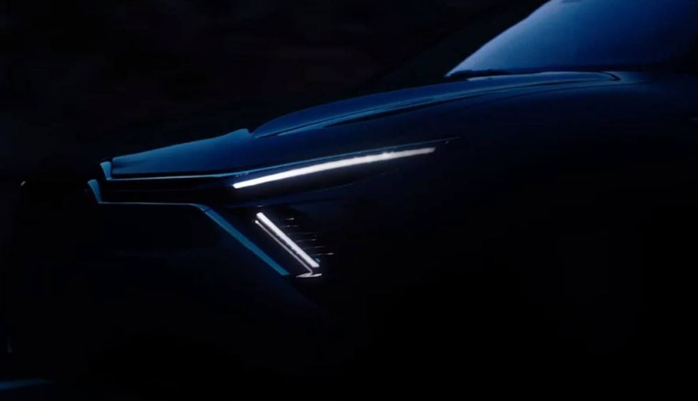 Appearance of the headlights that will have the new C5 or C6 2021